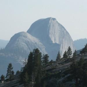 Climb half dome!
