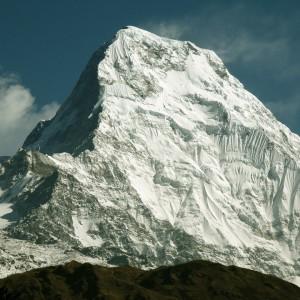Himalayas...peak too high