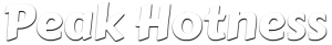 peak hotness logo